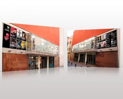 Façana Teatre