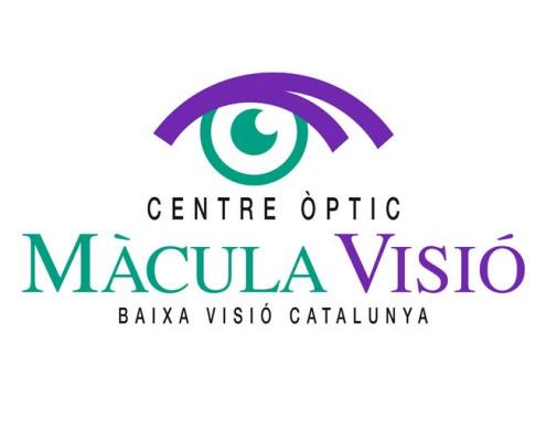 Logo Màcula Visió