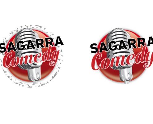 Logo Sagarra Comedy