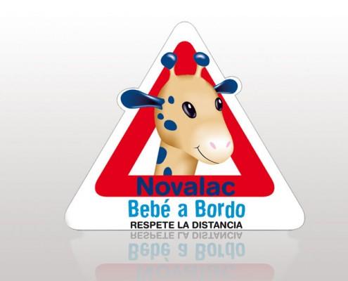 Novalac Bebé a Bordo