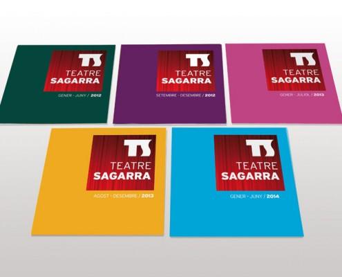 Programes Teatre Sagarra