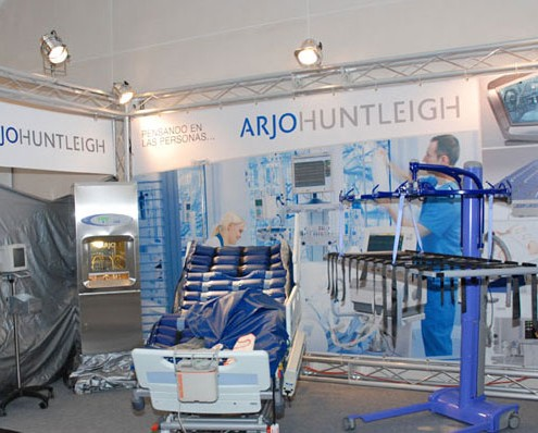 Stand ArjoHuntleigh