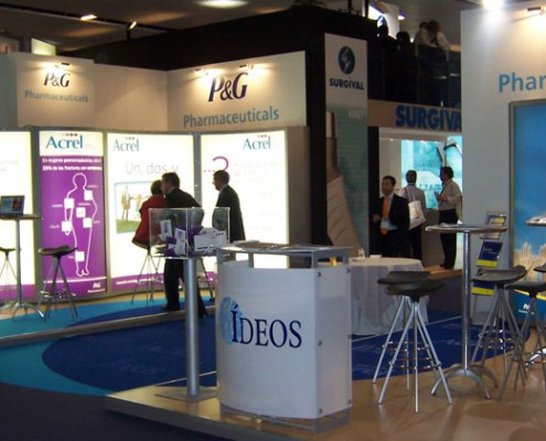 Stand PG